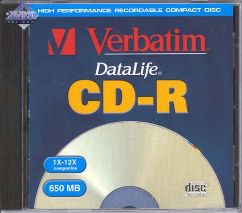 an overview of the recordable compact disks a type of data disks Different types of optical disks use different material for the data layer rom disks have the data pressed into the reflective layer recordable disks have a reflective layer plus another layer that holds the data.