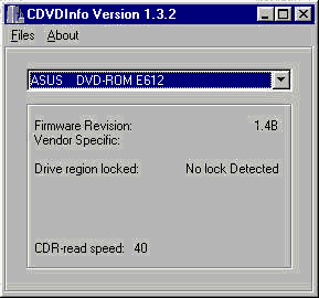 ASUS DVD-E612 1.4 BETA WINDOWS 7 X64 DRIVER