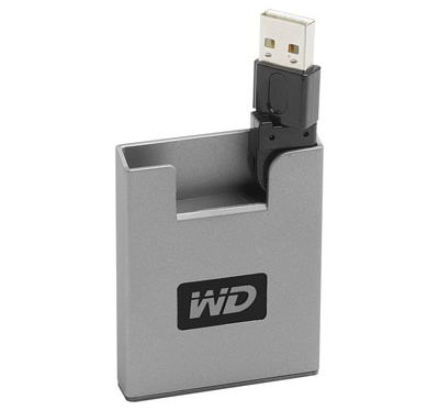 A Flip Out USB Plug Is Usual Thing In Storage Drives Of This Class But The One WD Pocket Drive Can Also Rotate By 90 Both Ways
