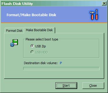 Apacer SL202 USB Flash Drive LFormat Vista