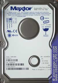 Maxtor 6Y080L0 Drive Review