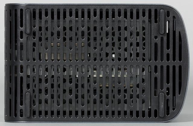 Внешний вид сетевого накопителя WD My Cloud EX2 Ultra