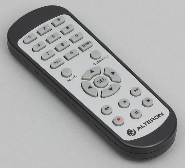 Пульт ДУ видеорегистратора Alteron KRN087