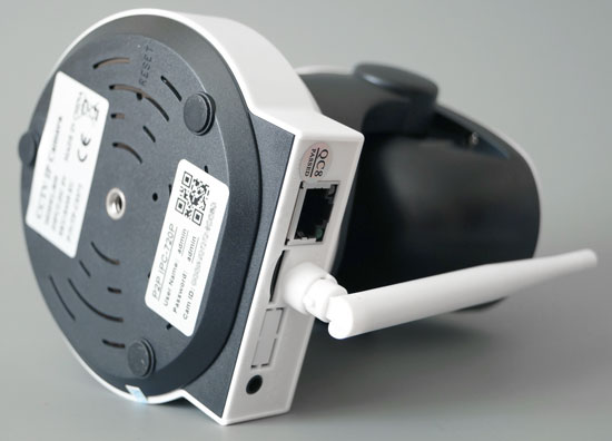 IP-камера видеонаблюдения KKmoon IPC 720p