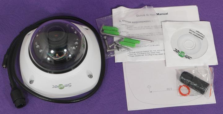 IP-камера наблюдения Smartec STC-IPM5591/1