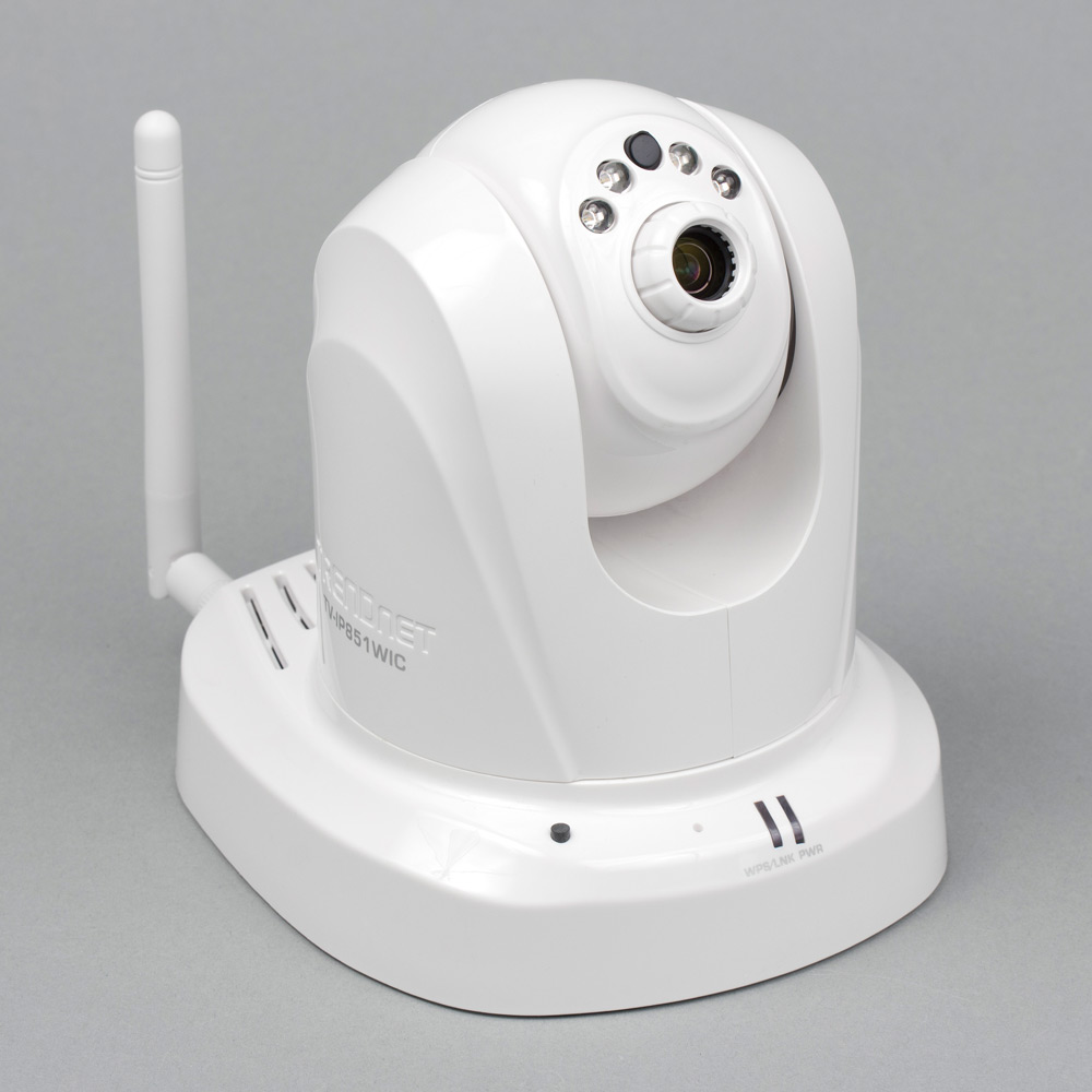 TRENDnet TV-IP751WIC v1.0R Network Camera Drivers Download (2019)