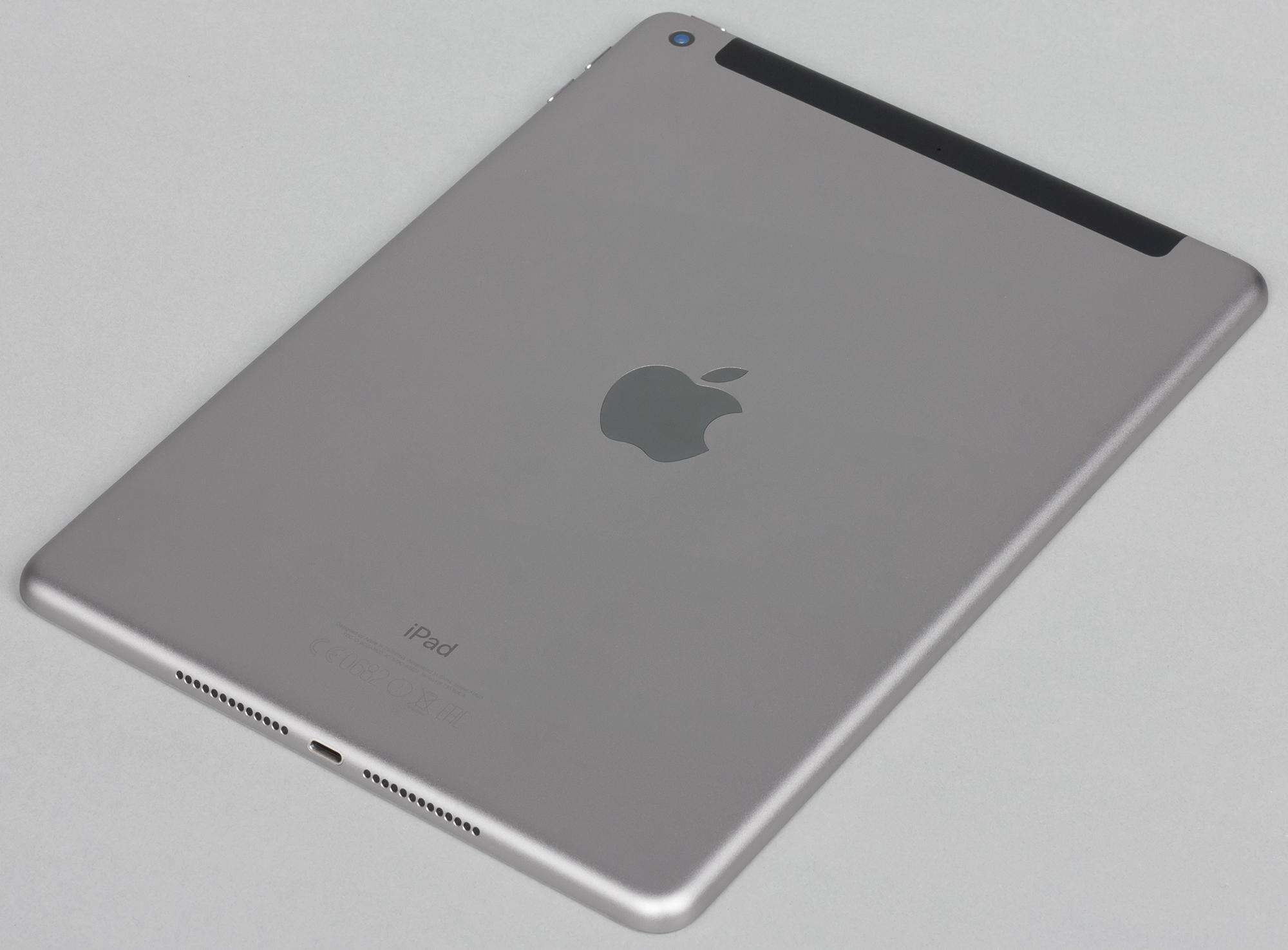 Планшет APPLE iPad 2017 9.7 Wi-Fi + Cellular 32Gb Space Grey MP1J2RU/A
