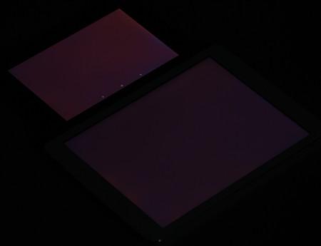 Результаты тестирования экрана iPad Air