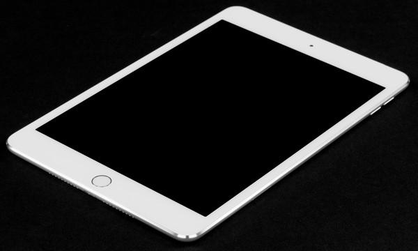 Фронтальная сторона iPad mini 4