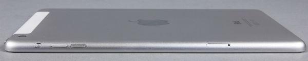 Правая сторона iPad mini сдисплеем Retina