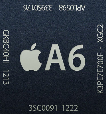 SoC Apple A6