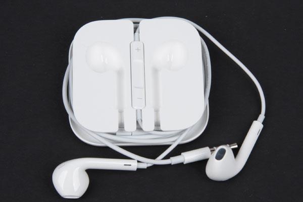 Наушники iPhone 5