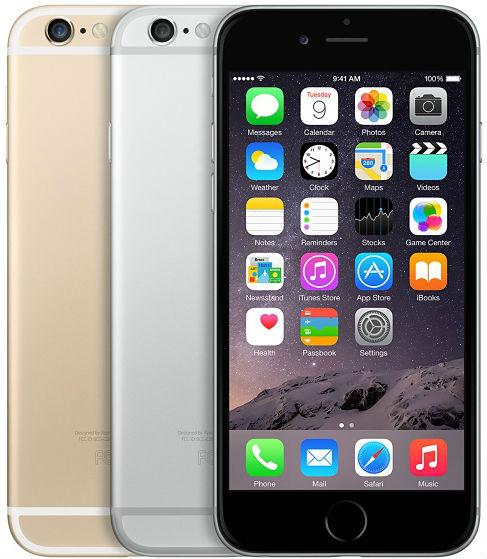 Apple iPhone 6  опыт использования 61d53b4976525