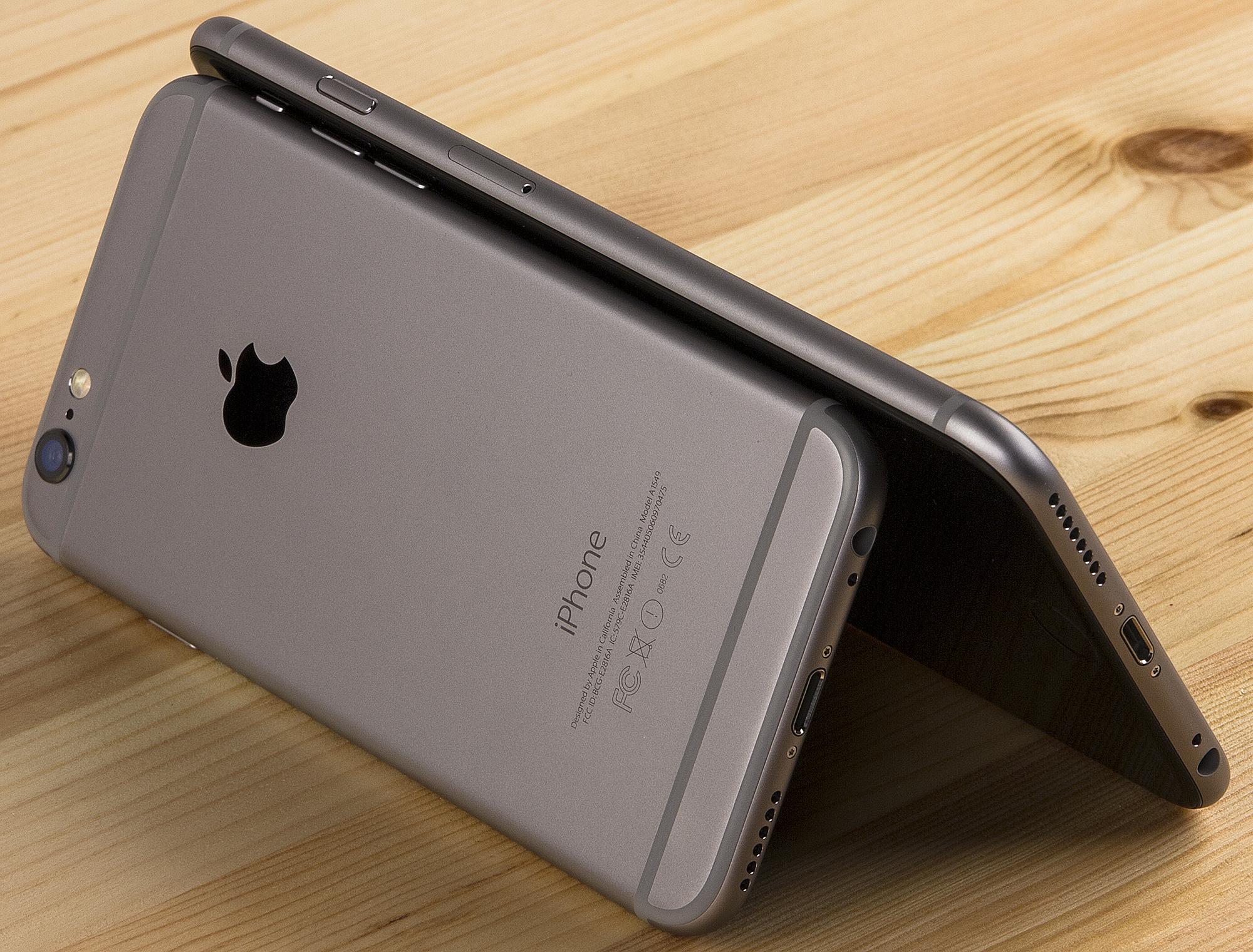 Подробный обзор и тестирование Apple iPhone 6 Plus e59017ec8b1da