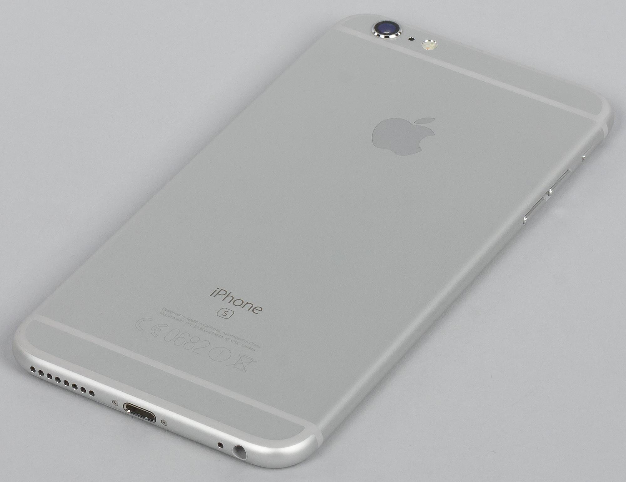 Айфон 6s цвета корпуса фото оригинал