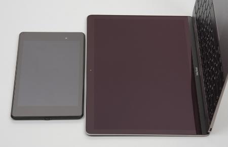 Обзор ноутбука MacBook. Тестирование дисплея