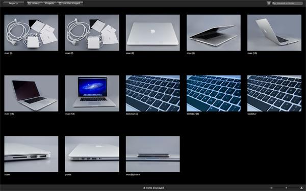 Как сделать на macbook скриншот экрана