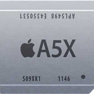 Система на чипе Apple A5X
