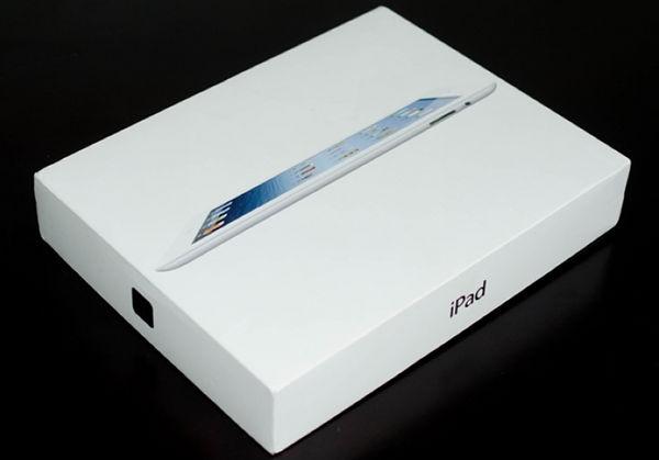 Коробка планшета The New iPad