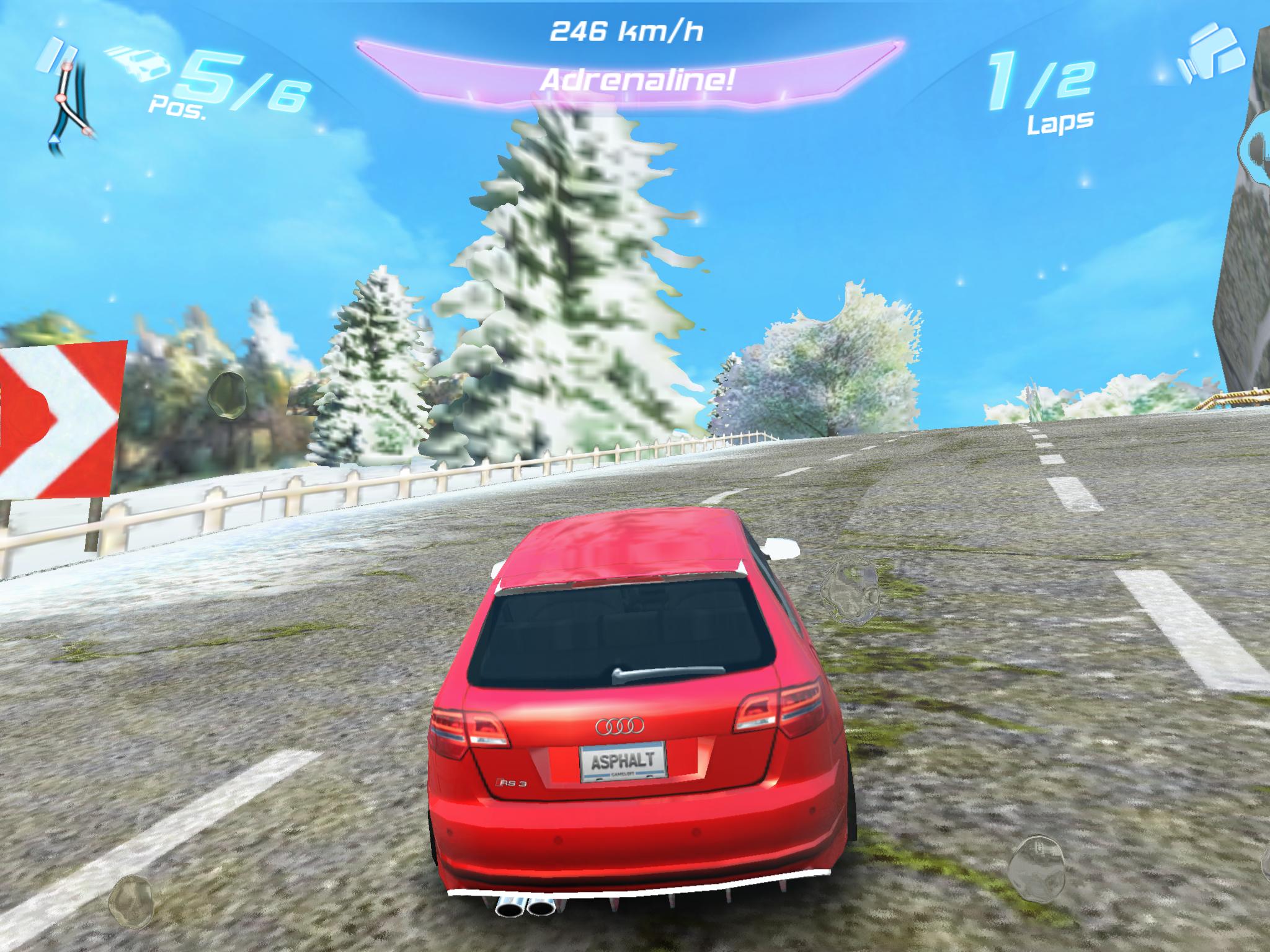 asphalt 6 adrenaline wcg edition