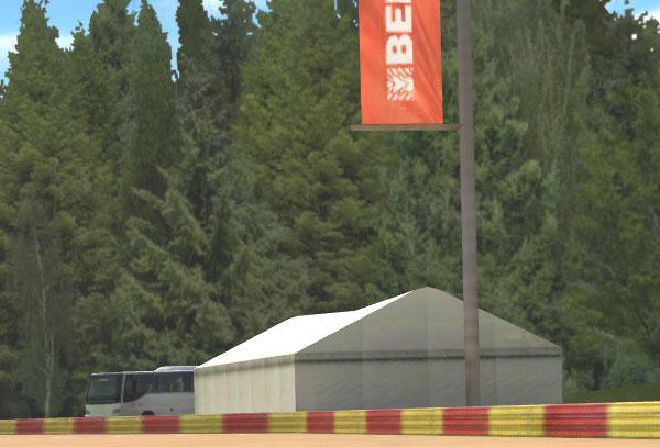 Скриншот игры Real Racing 2 на The New iPad