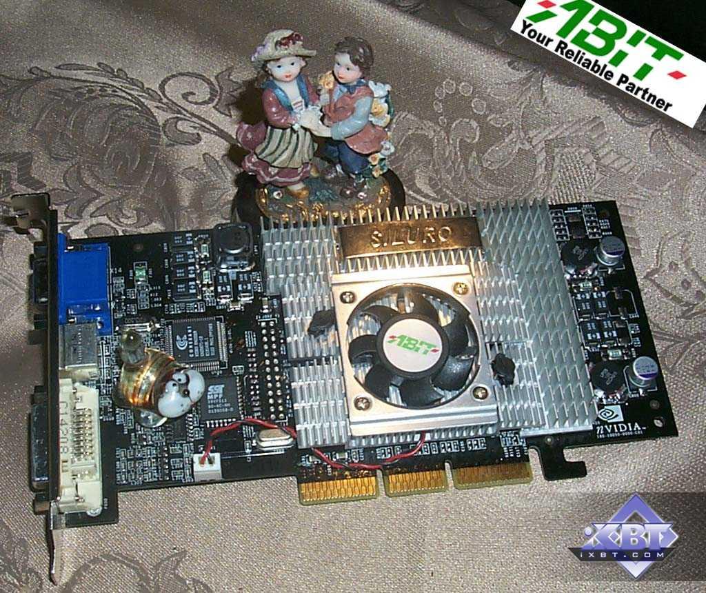 Abit Siluro GeForce3 Ti200 Driver Download