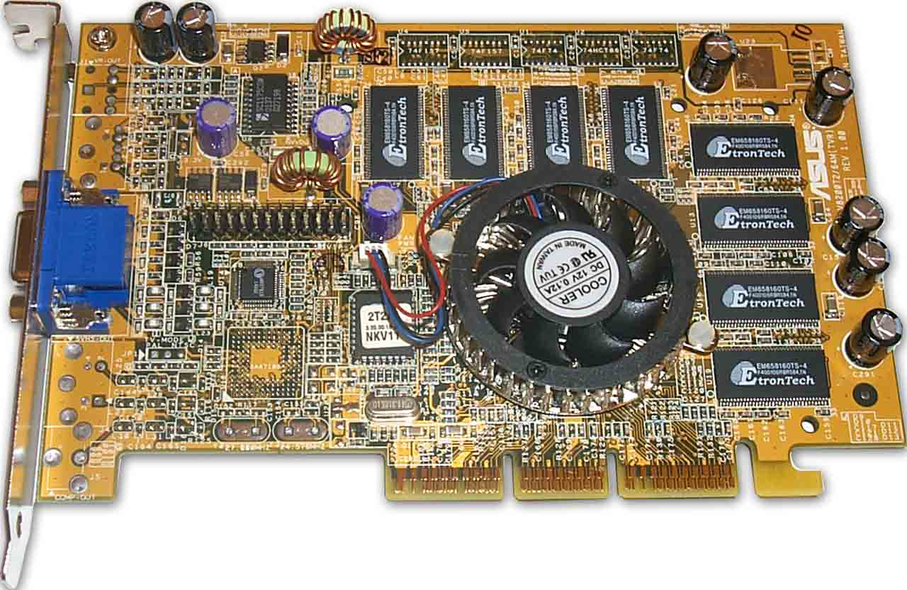 DRIVER FOR ASUS V8200 T2/T5