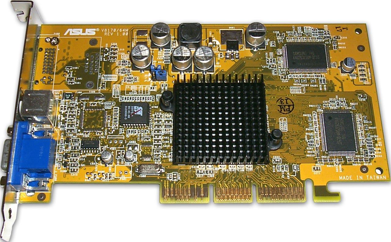 Asus v8170