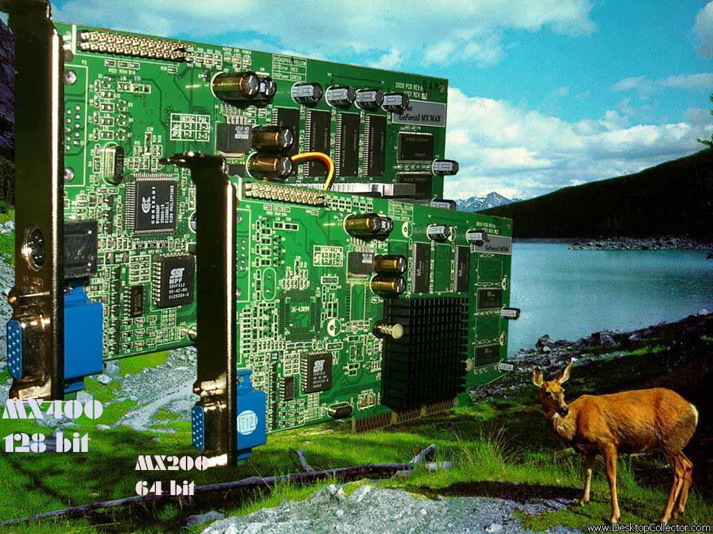 AOpen GeForce2 MX/MX 400 X64 Driver Download