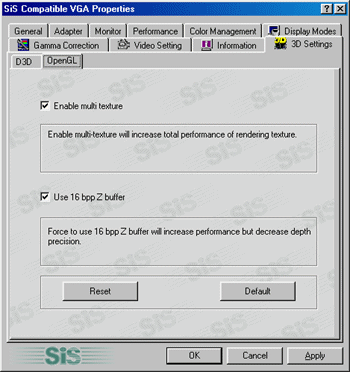 SIS 315 INTEGRATED VIDEO ADAPTER WINDOWS 7 DRIVERS DOWNLOAD