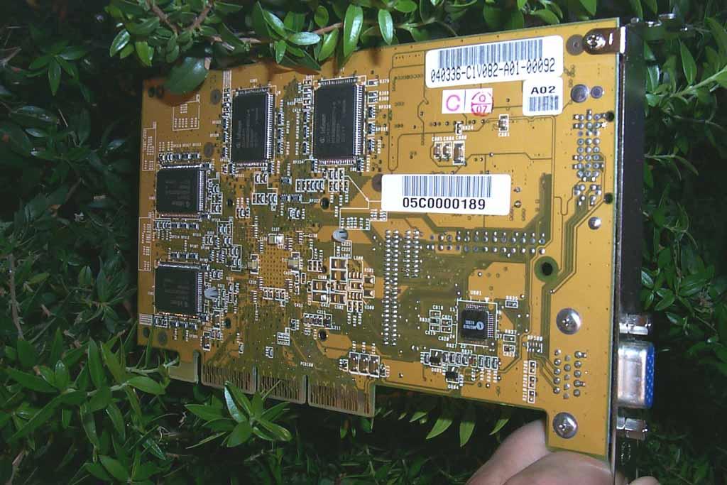 ASUS V7700 TIVX SGRAM DRIVER
