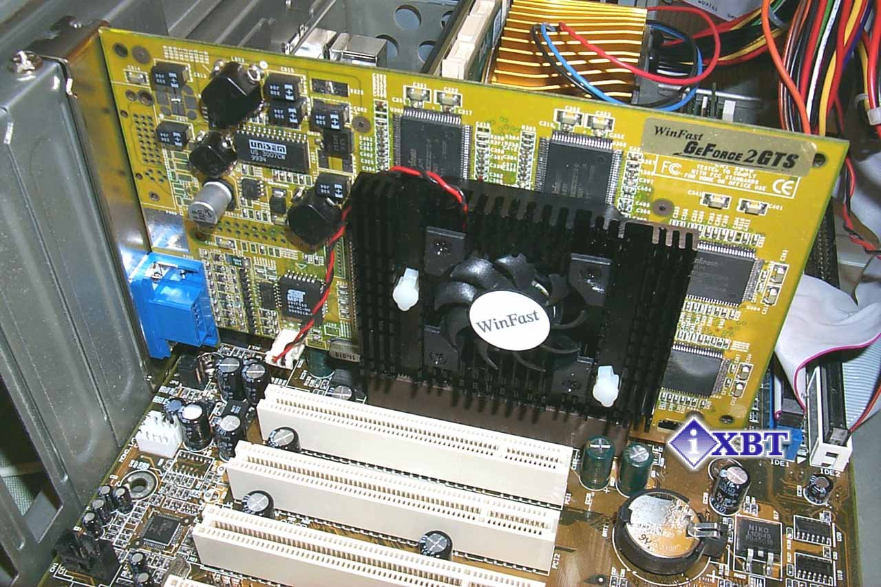 LEADTEK GeForce2 GTS Driver