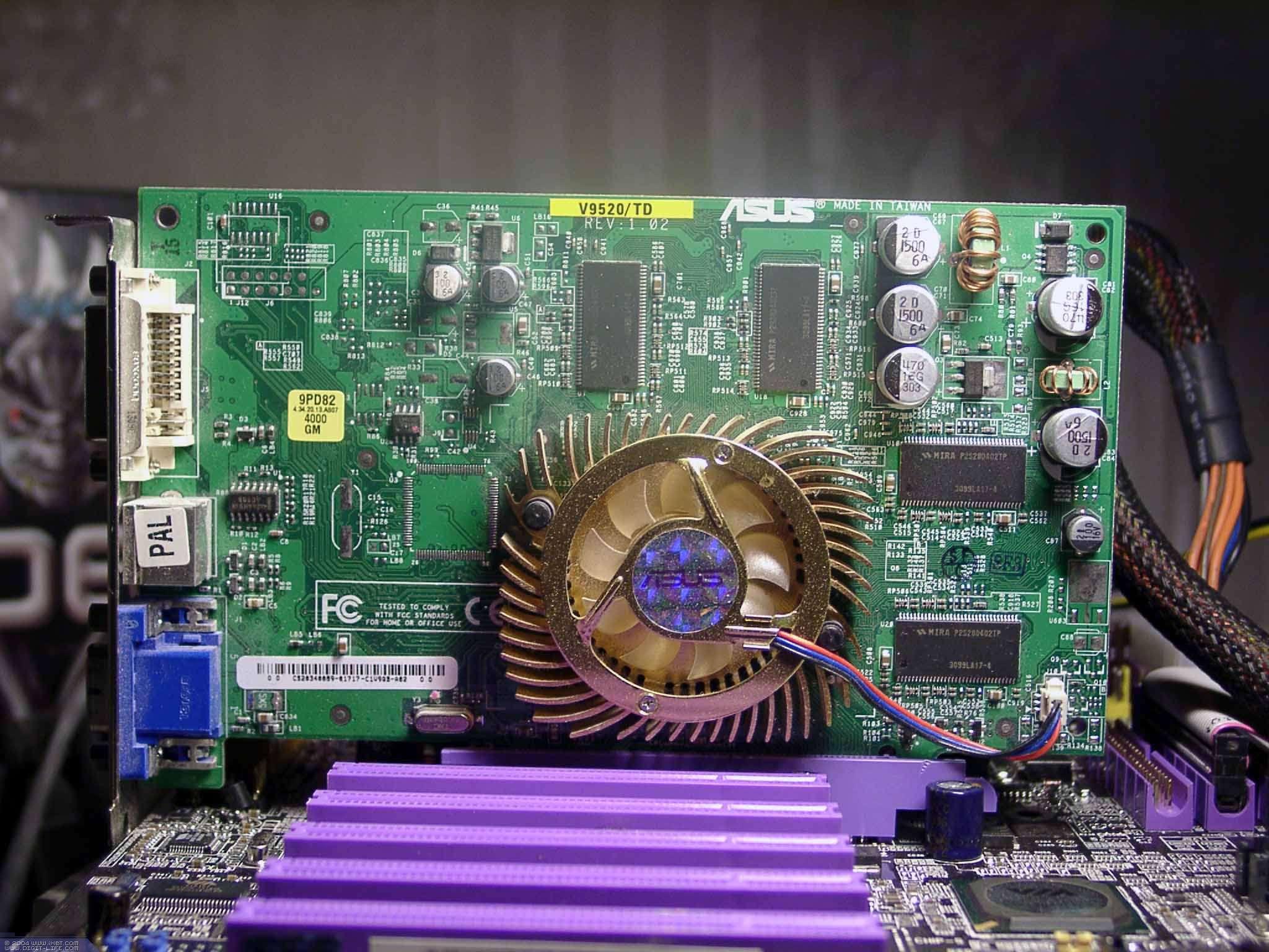 Inno3D GeForce FX 5200 128MB DDR / AGP / DVI / TV-OUT - Video ...