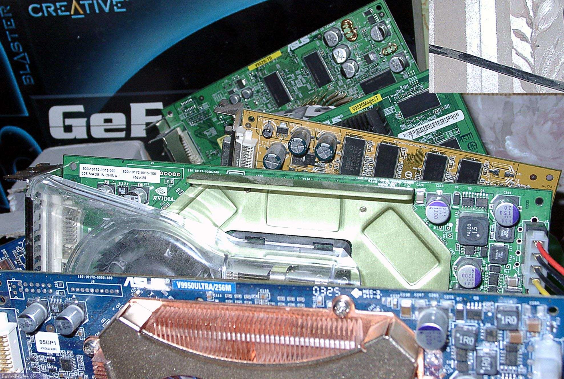 скачать драйвер на видео карту nvidia gefoce fx 5200