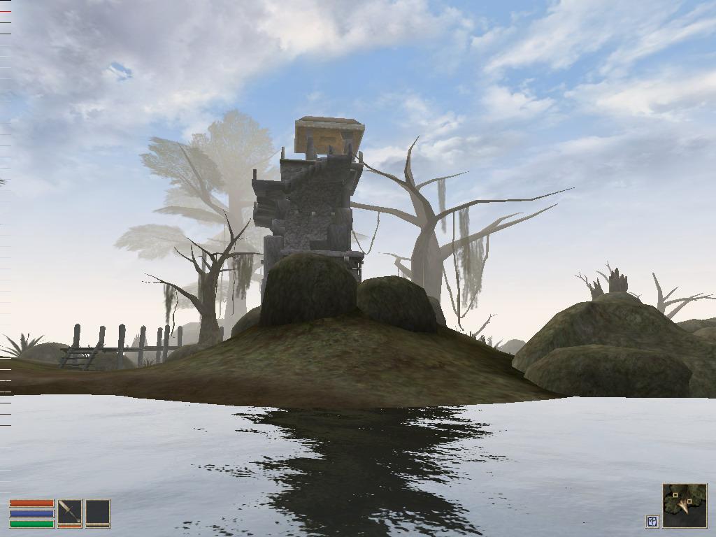 The Elder Scrolls 3 Morrowind [2002/RUS]