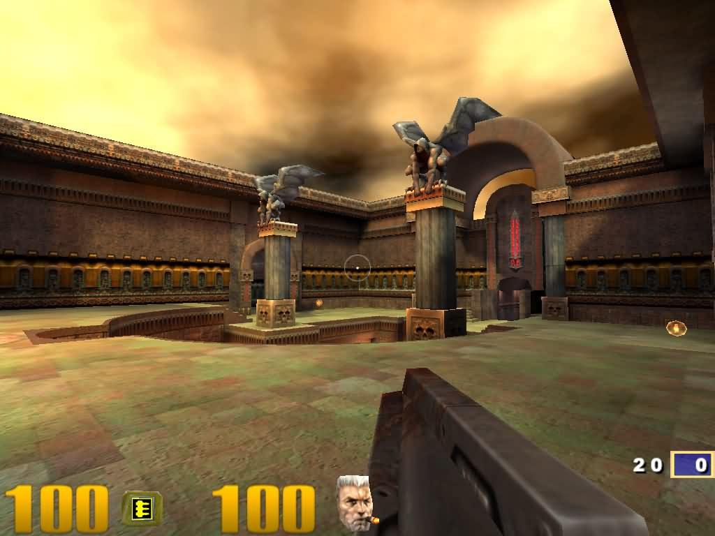 Quake III Arena [RUS1999]