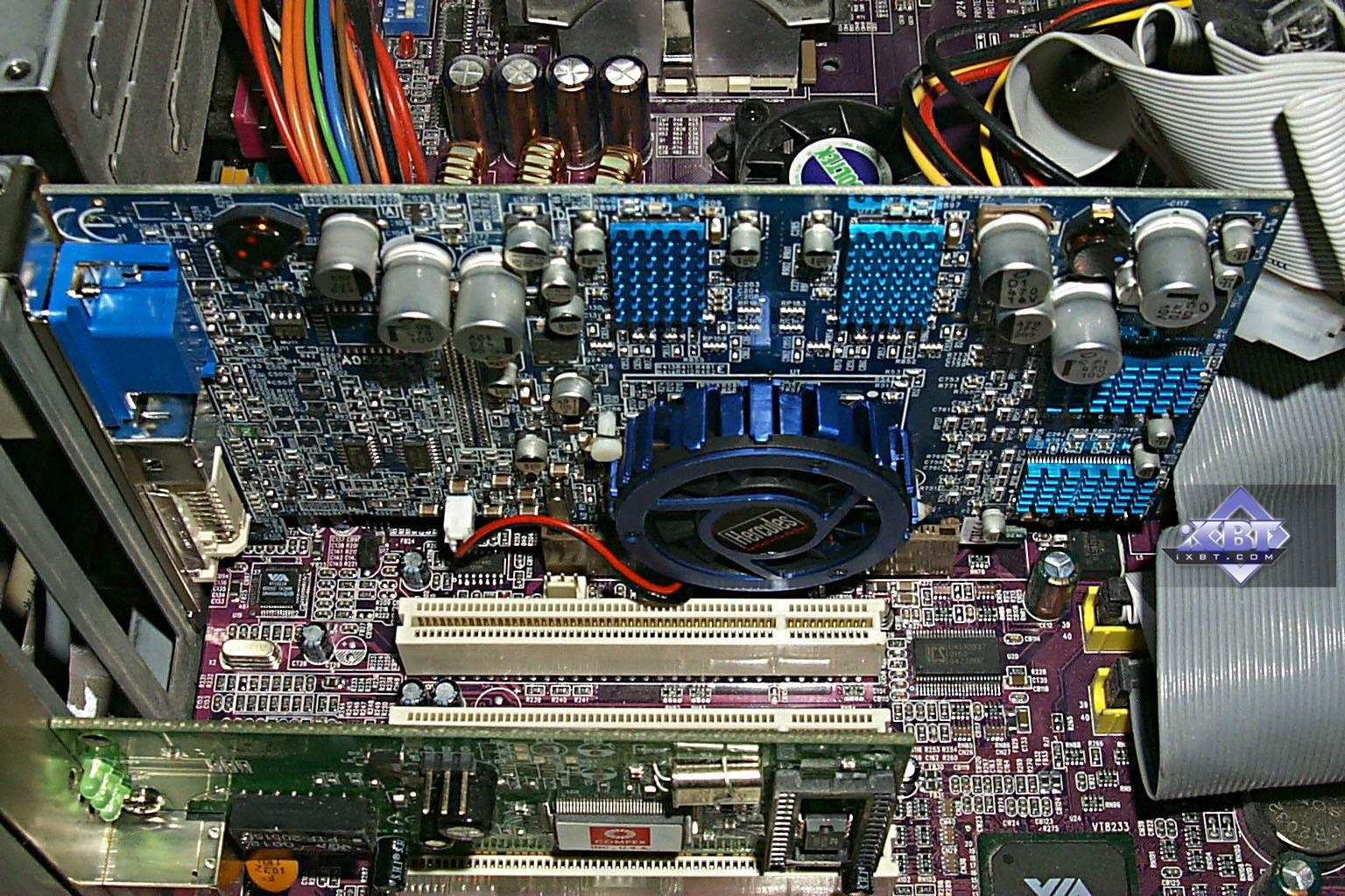 Драйвера Radeon X1550 Series Rv
