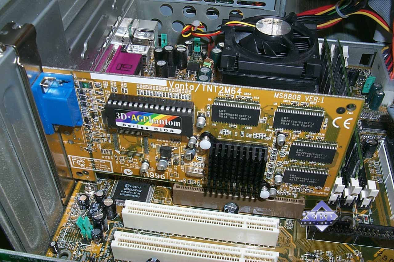 driver tnt2 m64 32mb video card