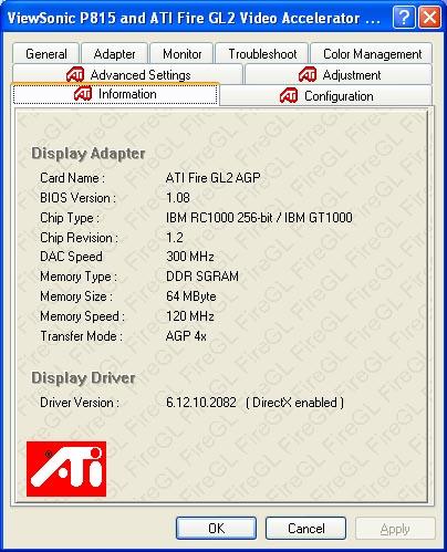 32mb ati radeon sdr agp graphics accelerator driver