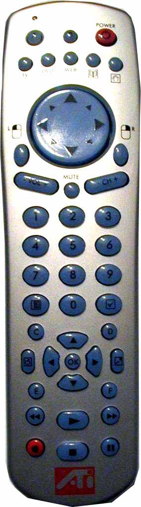 ATI Remote Control