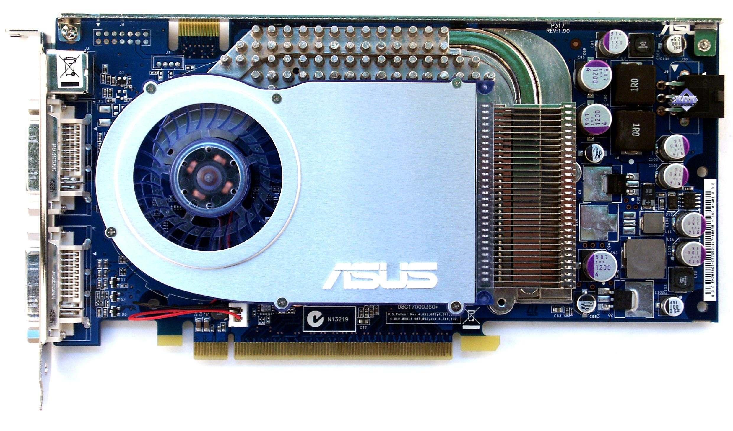 Geforce 7800 gt драйвер скачать xp