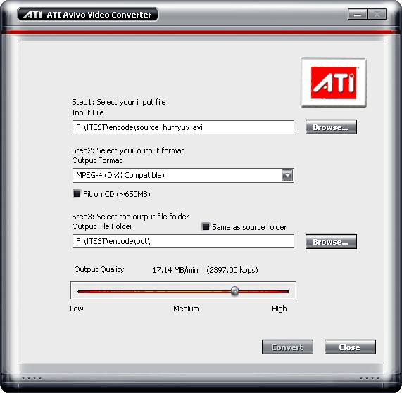 ATI Multi-media Driver UPDATE