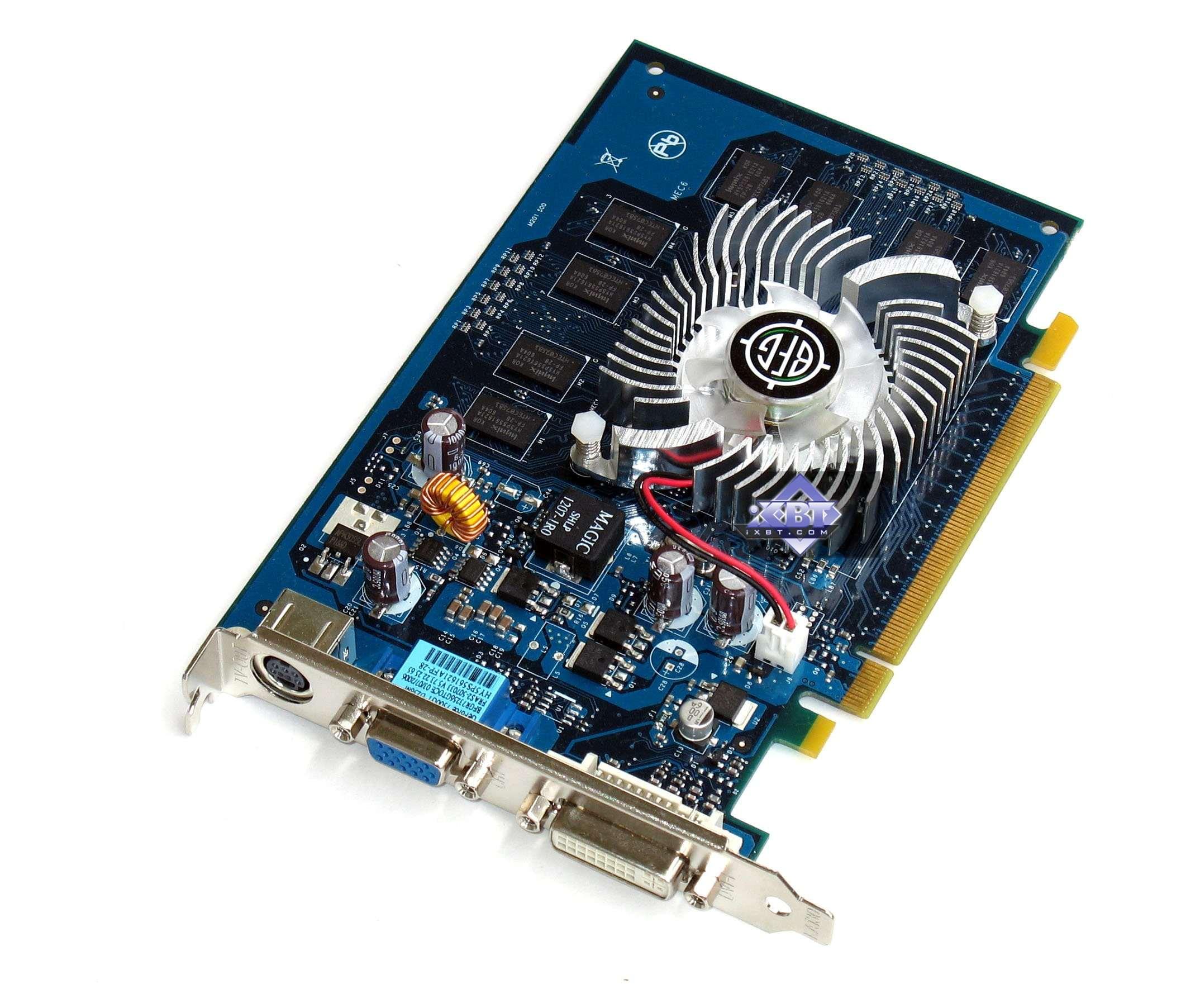 Скачать драйвер nvidia geforce 7300 gt agp