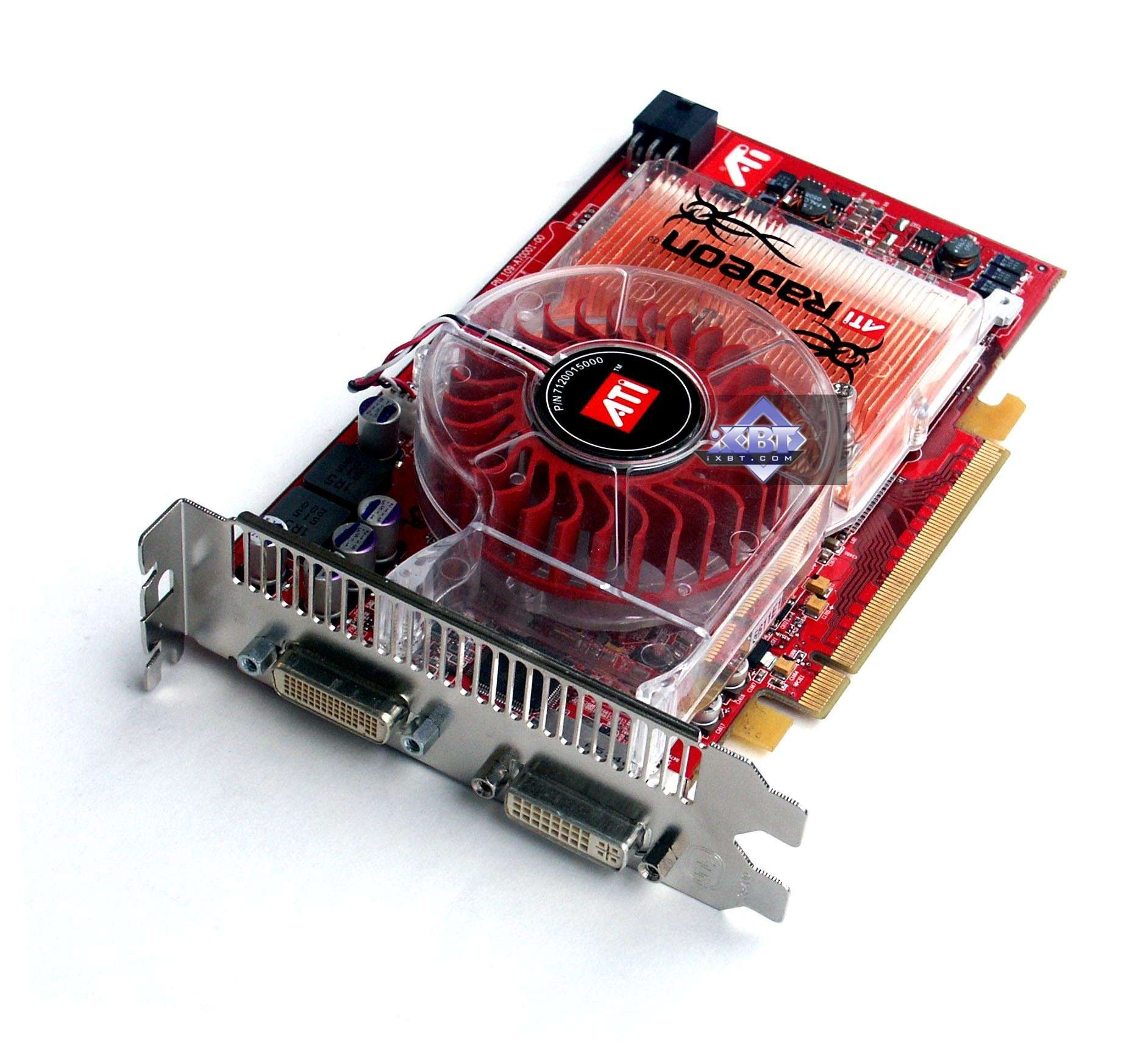 Ati crossfire: part 1. First 3d tests based on 2 x radeon x850 xt.