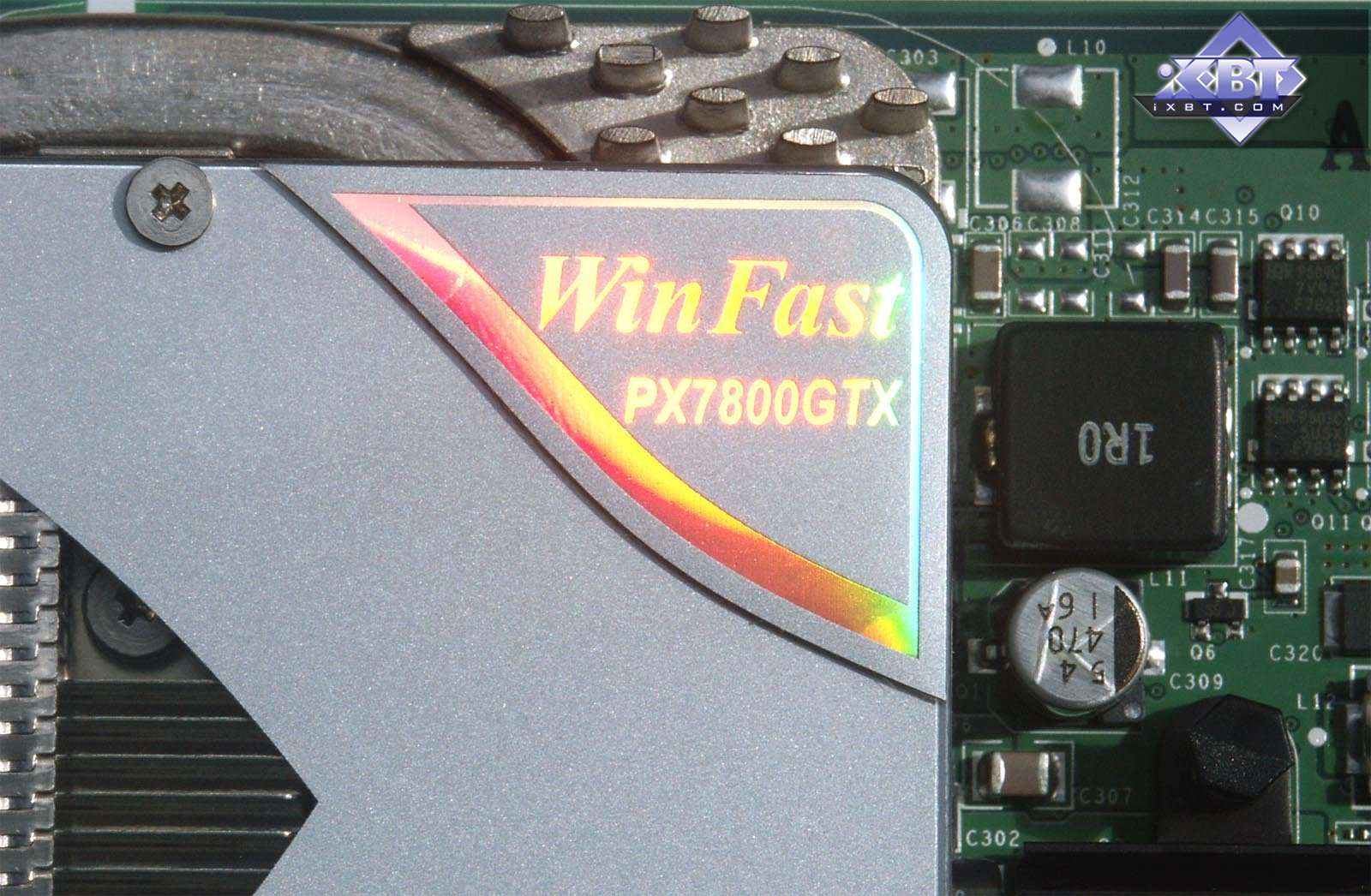 Leadtek WinFast PX7800 GTX TDH MyVIVO Driver Download (2019)