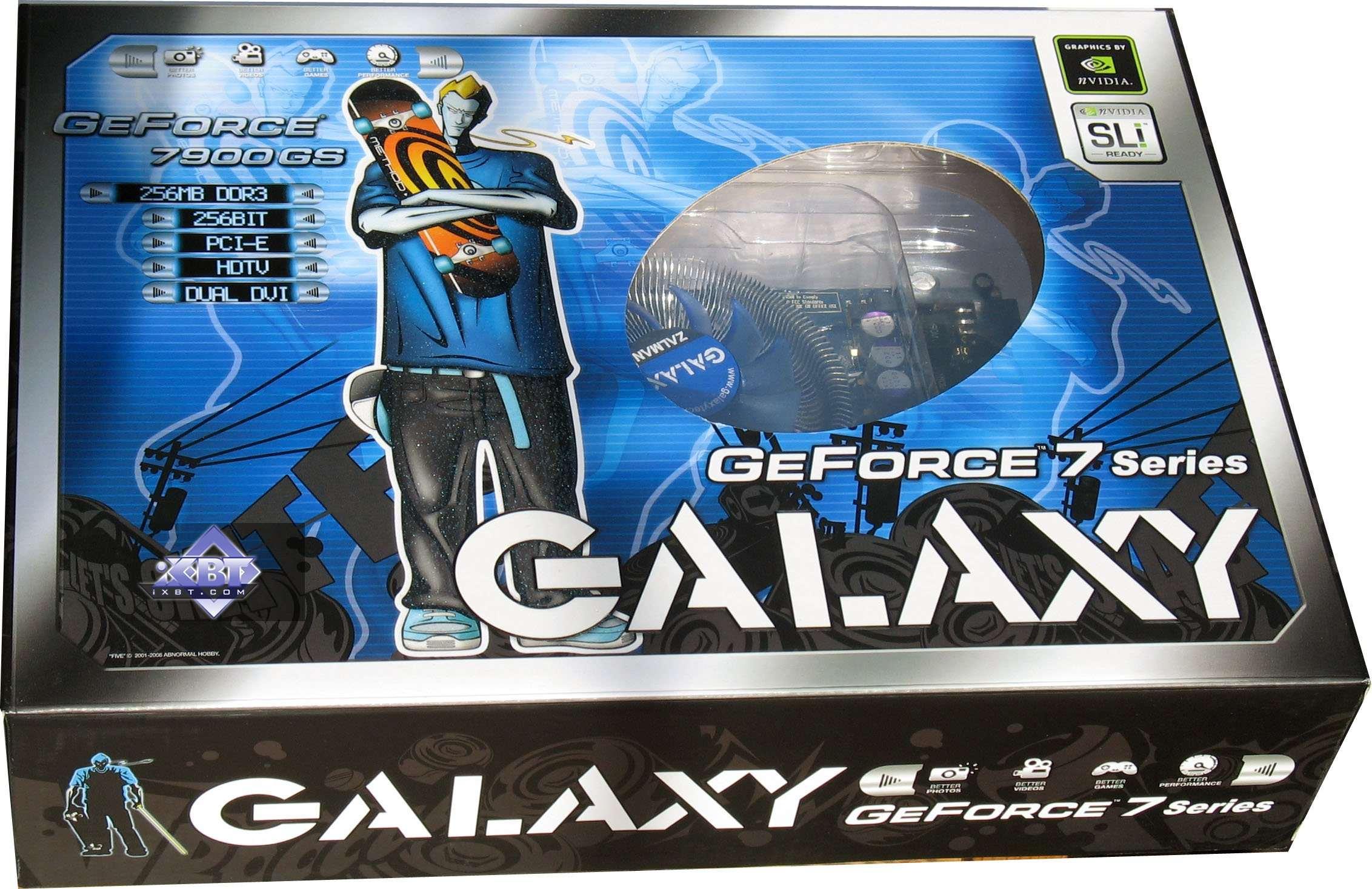 драйвера geforce 7900 gs