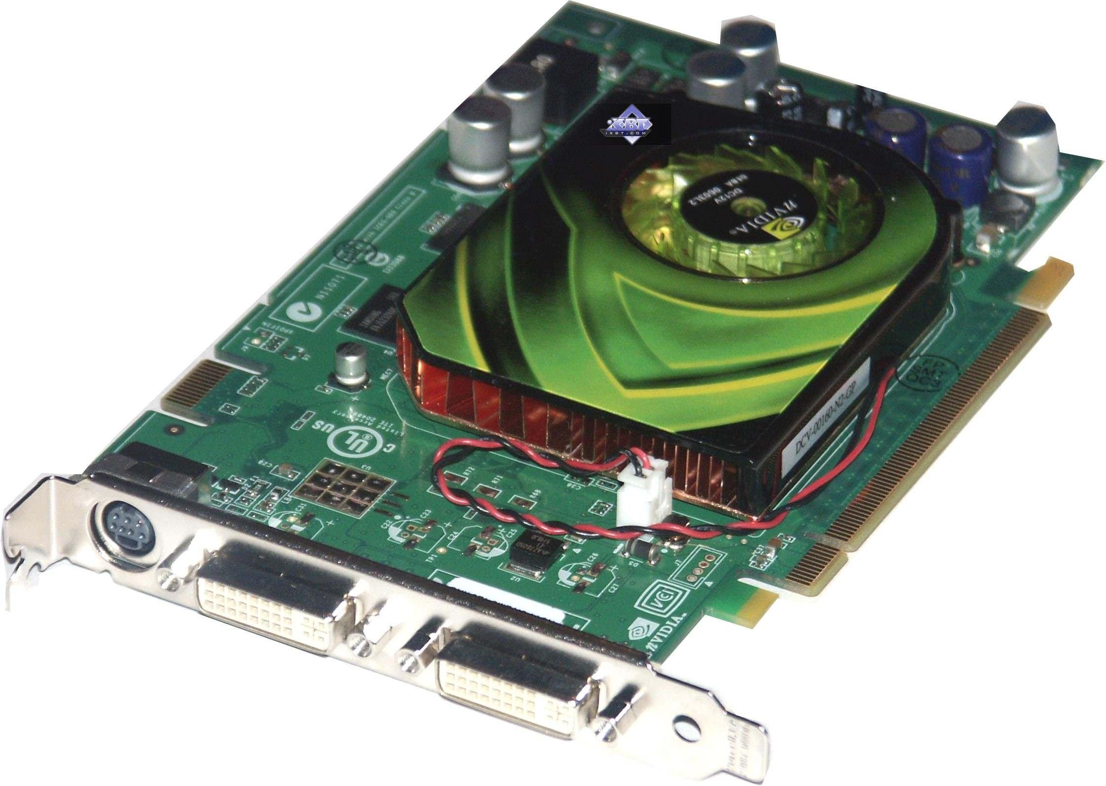 скачать драйвер nvidia geforce 7800