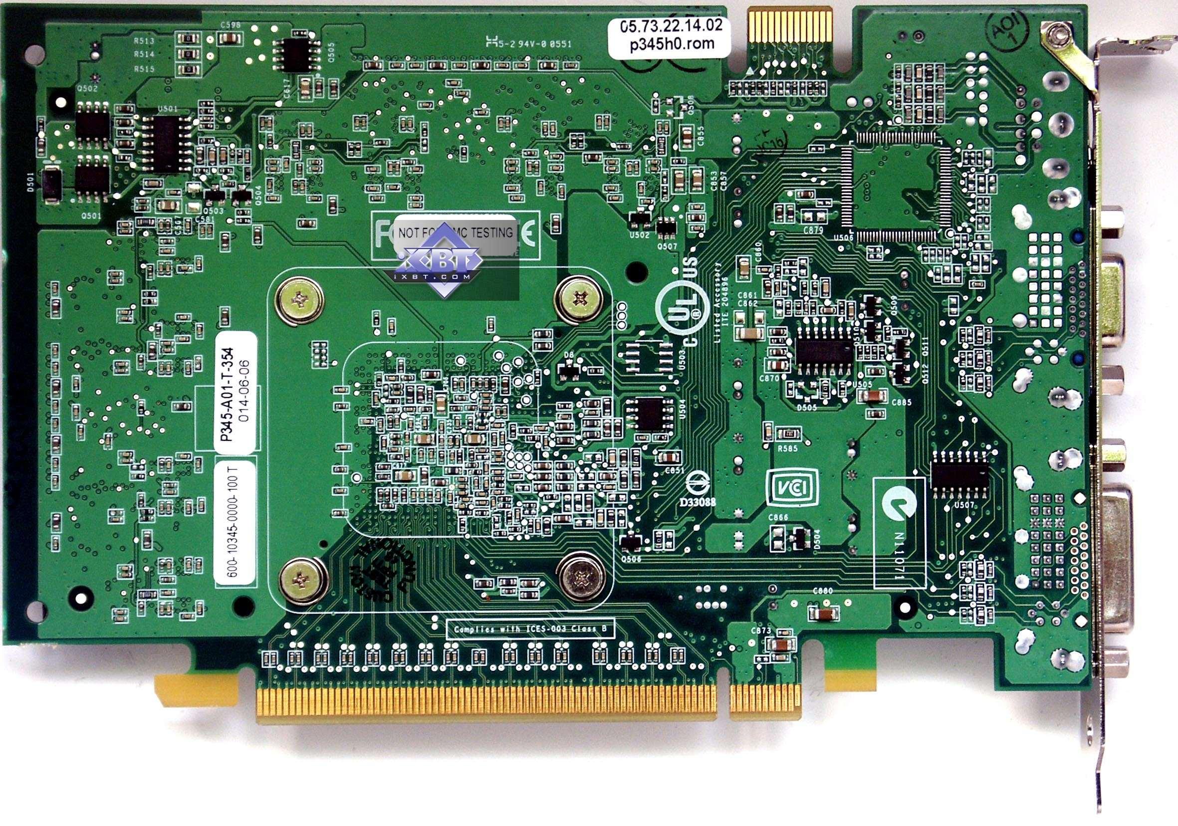 скачать видео драйвер nvidia geforce 7600 gs