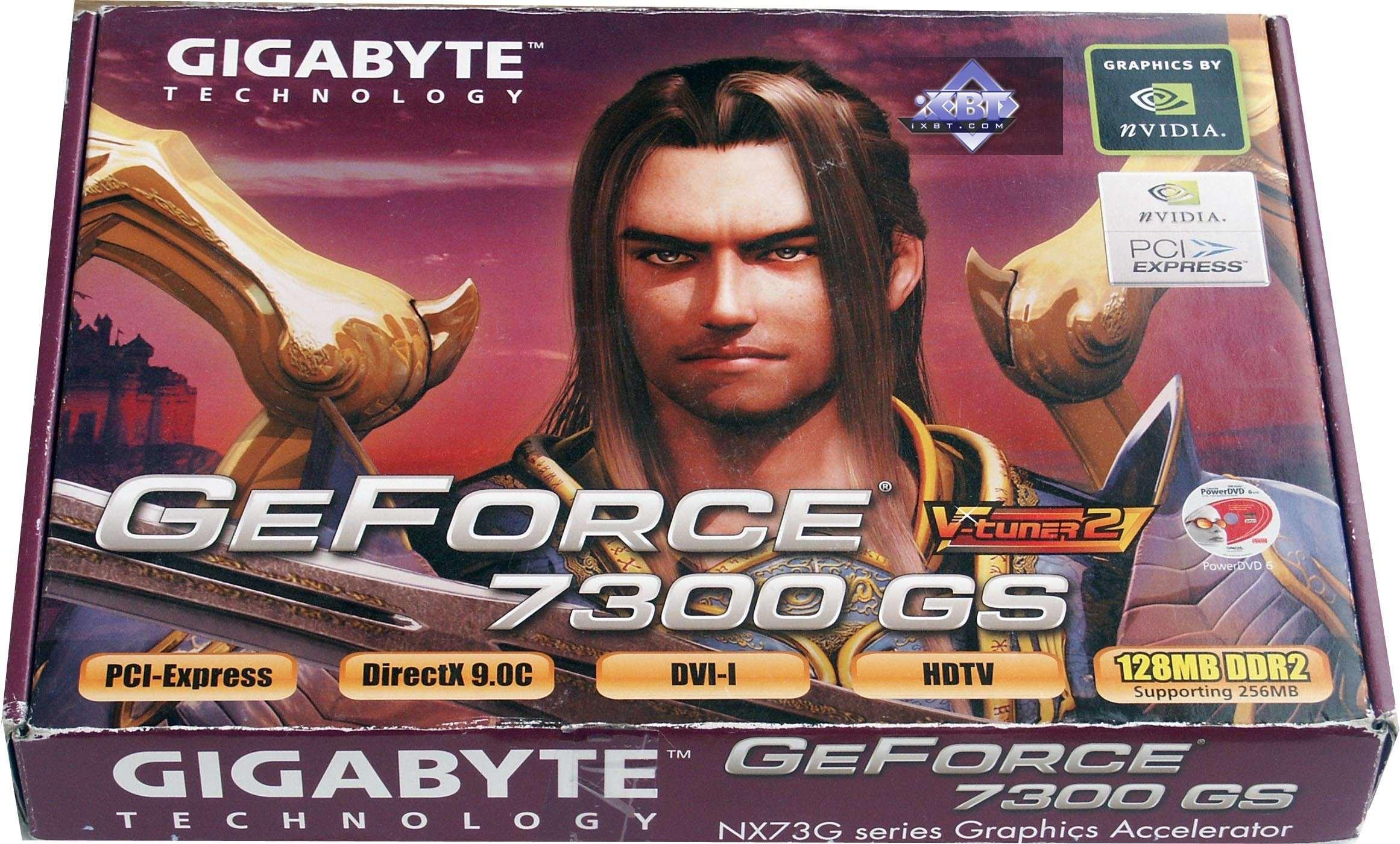 geforce 7300 go дрaйвер: