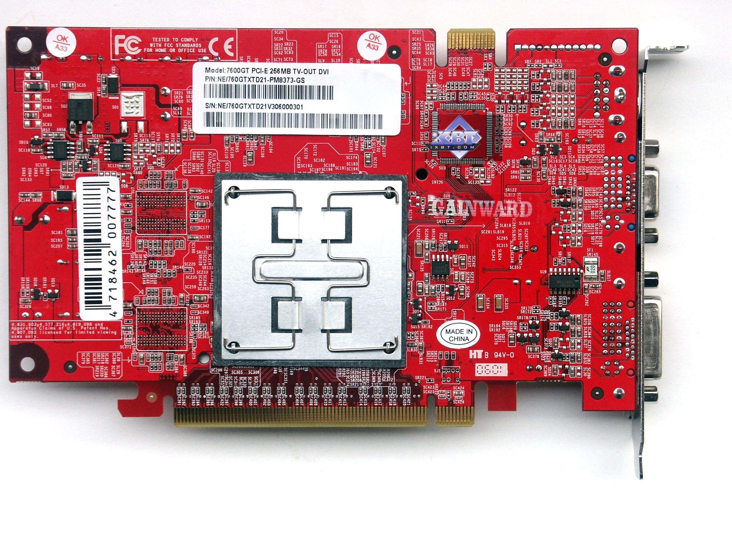 Geforce 7600 gt драйвера скачать